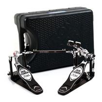 Pedal Bumbo Tama Hp900pswn Duplo C/ Case Na Cheiro De Musica