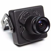 Micro Câmera Sk-c600 Gen7 Full Osd 1/3 Sony 700 Linha Topway