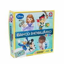 Jogo Da Estrela Banco Imobiliário Kids Disney Junior