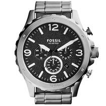 Relógio Fossil Masculino Cronograph Jr1468/1pn