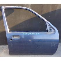 Porta Dianteira Direita Fiesta 96 97 98 4 Portas Original