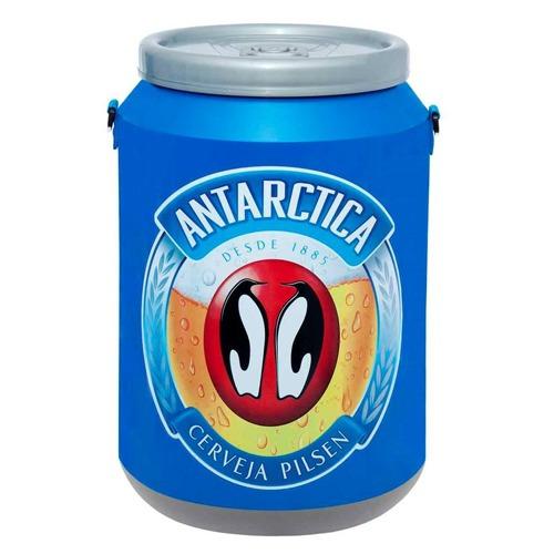 Cooler Térmico P / 24 Latas Cerveja Antarctica