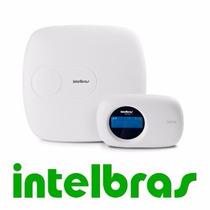 Central Alarme Intelbras Monitorado 10 Zonas Amt2010 Teclado