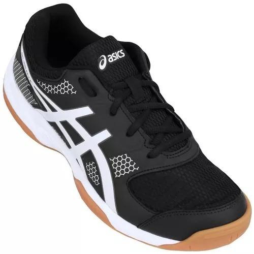 c6836a4f1d Tênis Asics Futsal Gel Rocket 8a Nf Garantia Esportivo Quadr