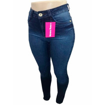 Calça Jeans Feminina Morena Rosa Escura Mr07