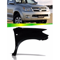 Paralama Toyota Hilux Srv 2005 2006 2007 2008 2009 2010 2011