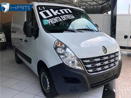 Renault Master Furgão L2h1 2020 Branco