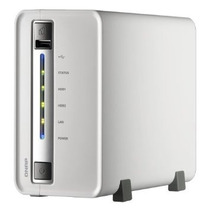 Servidor Nas Qnap Ts-212 2-bay Raid Itunes Time Machine