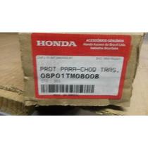Protetor Parachoque Traseiro Original Honda City 2010-2013