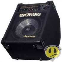 Cubo Amplificador De Baixo Meteoro Starblack 12 Promoção