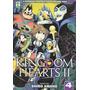 Mangá Kingdom Hearts Ii Ed. 4