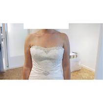 Vestido De Noiva Importado Tamanho 38-40