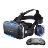 Pansonite Óculos 3d Realidade Virtual Fone De Ouvido
