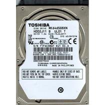 Hd P/ Notebook 640gb Sata Toshiba Mk6465gsxn