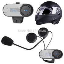 Par Intercomunicador Moto Gps,mp3,rádio/fm,lcd Screen 1000m
