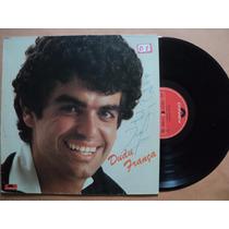 Dudu França- Lp Dudu França- 1980- Original- Autografado!
