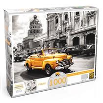 Puzzle Quebra Cabeça Grow Old Havana 1000 Peças