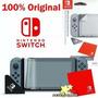 Película De Vidro Hori Nintendo Switch Original