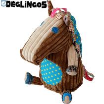 Cavalo De Pelucia Deglingos Cavalo Infantil Bebe Bichinho
