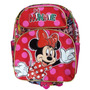 Mochica Pequena Minnie Mouse Comic - Verm./rosa - 636111