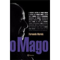 Livro O Mago - Fernando Morais - Físico