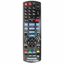 Controle Remoto Home Theater Panasonic Sc-btt-190 Original