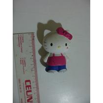 = Mc Donalds = Hello Kitty Com Jardineira Lacinho Rosa Sanri