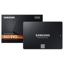 Hd Ssd Samsung 860 Evo 500gb Sata 3 6gb/s