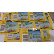 Envelopes Copa Do Mundo Brasil 2014 Edição Usa 7 Figurinhas