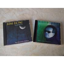 Cd Sons Da Paz - Música Para Relaxamento E Meditação
