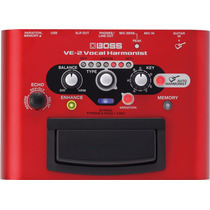 Pedal Boss Ve-2 Vocal Harmonist Voz