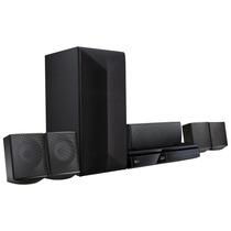 Home Theater Blu-ray 3d Lg - 1000w Fm Bluetooth - Lhb625m