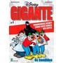 Revista Disney Gigante Nº 1 Os Bandidos Quadrinhos Dinsey