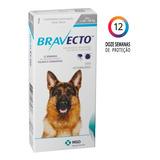 Bravecto Comprimido P/ Cães 20 A 40kg - Frete Gratis
