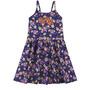 Vestido Infantil Em Tricoline Polly Absolut Tam 04 - Lecimar