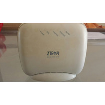 Modem Adsl Wifi Zte Zxv10 W300