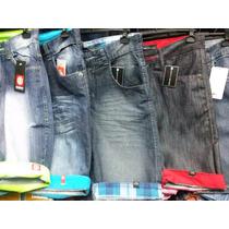 Bermuda Jeans Masculina Várias Grifes Atacado Varejo