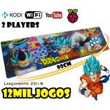 Fliperama Multijogos Arcade - 12 Mil Jogos + Canais De Tv !!