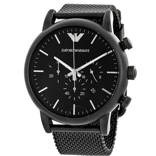 Relógio Emporio Armani Ar1968 Original + 3 Anos De Garantia 8542b60098