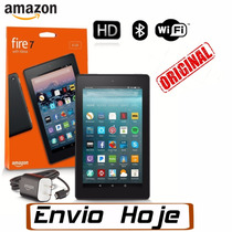 Tablet Amazon Fire 7 Hd 8gb Wifi Com Alexa Android  Original