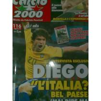 Calcio 2000 - Revista Importada De Futebol - Agosto 2007