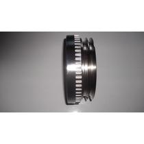 Polia Damper 2 Canais C/roda Fonica P/motor Opala 4 E 6 Cil