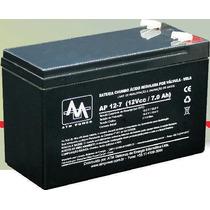 Bateria Selada 7a 12v