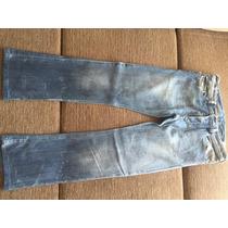 Calça Jeans Original Diesel Masculina 32x32 42 Trouleg Italy