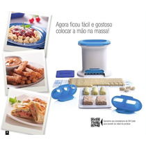 Tupperware Massa Express Nhoque Croquete Churros Nota Fiscal