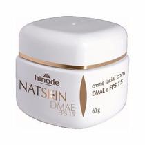 Nat Skin Creme Facial Com Dmae E Fps 15 60g