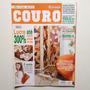 Revista Artesanais Arte Em Couro Sapatos Bolsas Jaquetas
