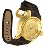 Relógio Invicta Yakuza  Banhado Ouro Masculino Original