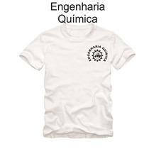 Camiseta Engenharia Quimica - Camiseta Profissões