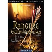 Rangers Ordem Dos Arqueiros Vol. 4